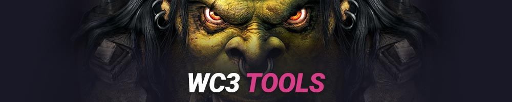 Warcraft 3 Tools
