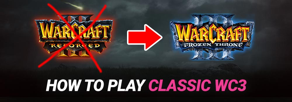 Quick Guide: How to Install Classic Warcraft 3? (Without Reforged)