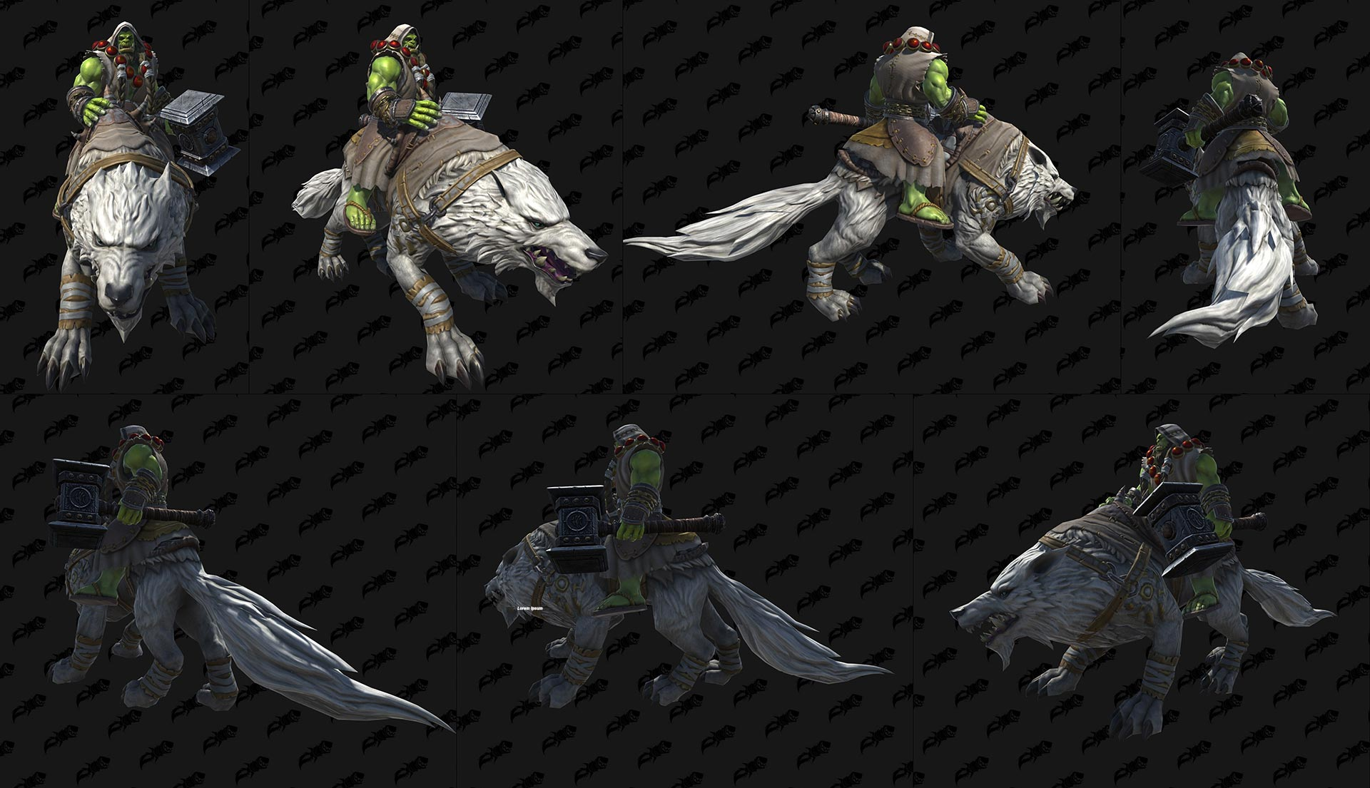 Thrall Reforged Skin 3D