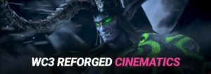 Warcraft 3 Reforged Cinematics (Compared to Warcraft 3)