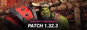Warcraft 3 Reforged Patch 1.32.3 - Changelog & Statement from Blizzard