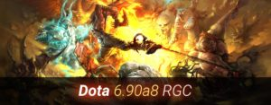Dota 6.90a8 RGC - Ranked Gaming Client Dota 1 Map Download