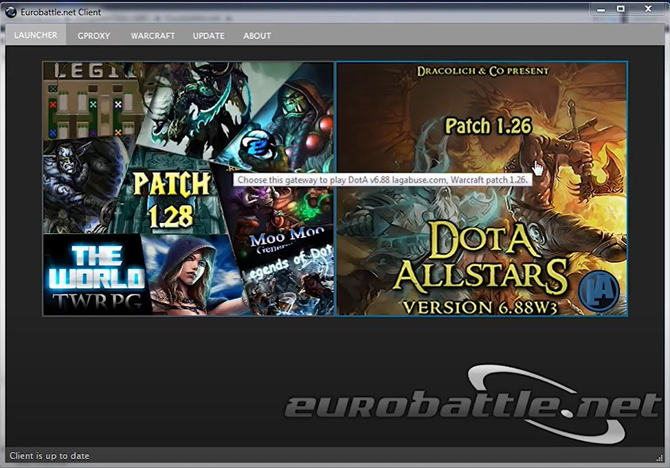 XPAM Client for Dota 1