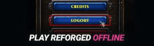 How to Play Warcraft 3 Reforged Offline?