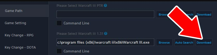 Netease Warcraft 3 Patch