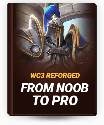 Warcraft 3 Reforged Guide Book