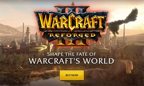 Buy Warcraft 3 Reforged