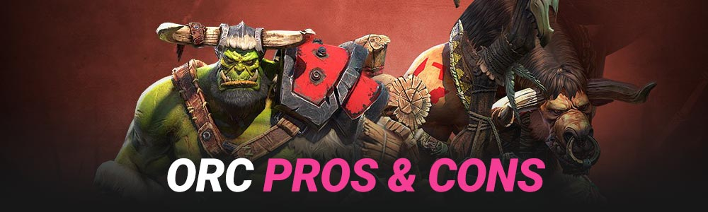 WC3 Orc Strategy Pros and Cons