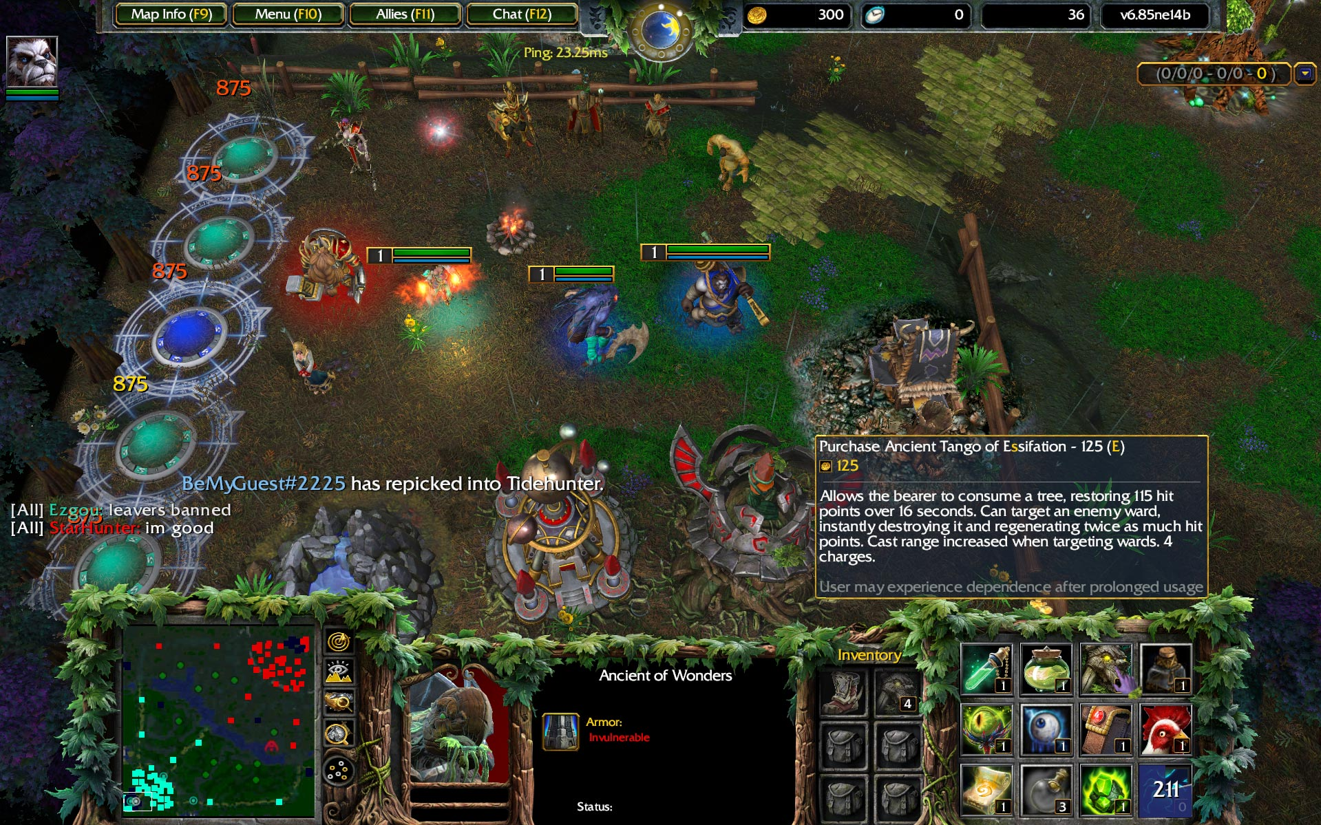 Warcraft 3 Reforged Dota 1