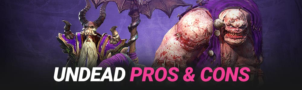 WC3 Undead Strategy Pros and Cons