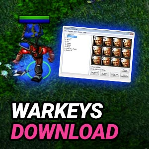 Warcraft 3 Warkeys