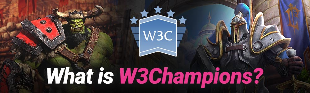 What is W3Champions