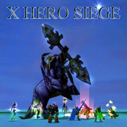 X Hero Siege Map