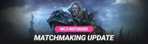 Warcraft 3 Reforged Patch - MMR Balancing Update (COVID-19 Effects?)