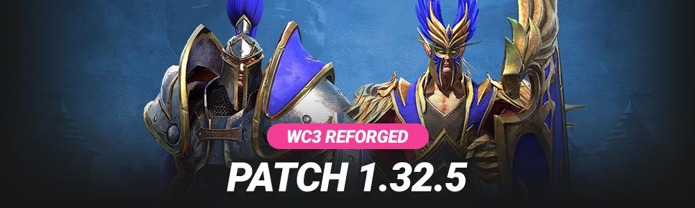 Warcraft 3 Reforged Patch 1.32.5