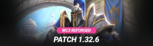 Warcraft 3 Reforged Patch 1.32.6
