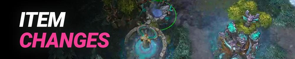 WC3 Reforged Item Changes