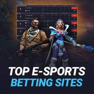 Best E-Sport Betting Sites