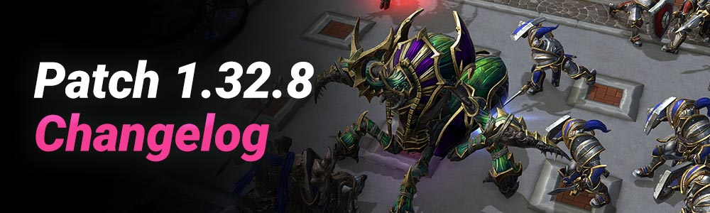 Warcraft 3 Reforged Changelog of Patch 1.32.8