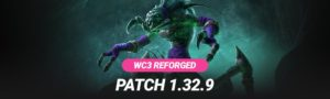 Warcraft 3 Reforged Patch 1.32.9