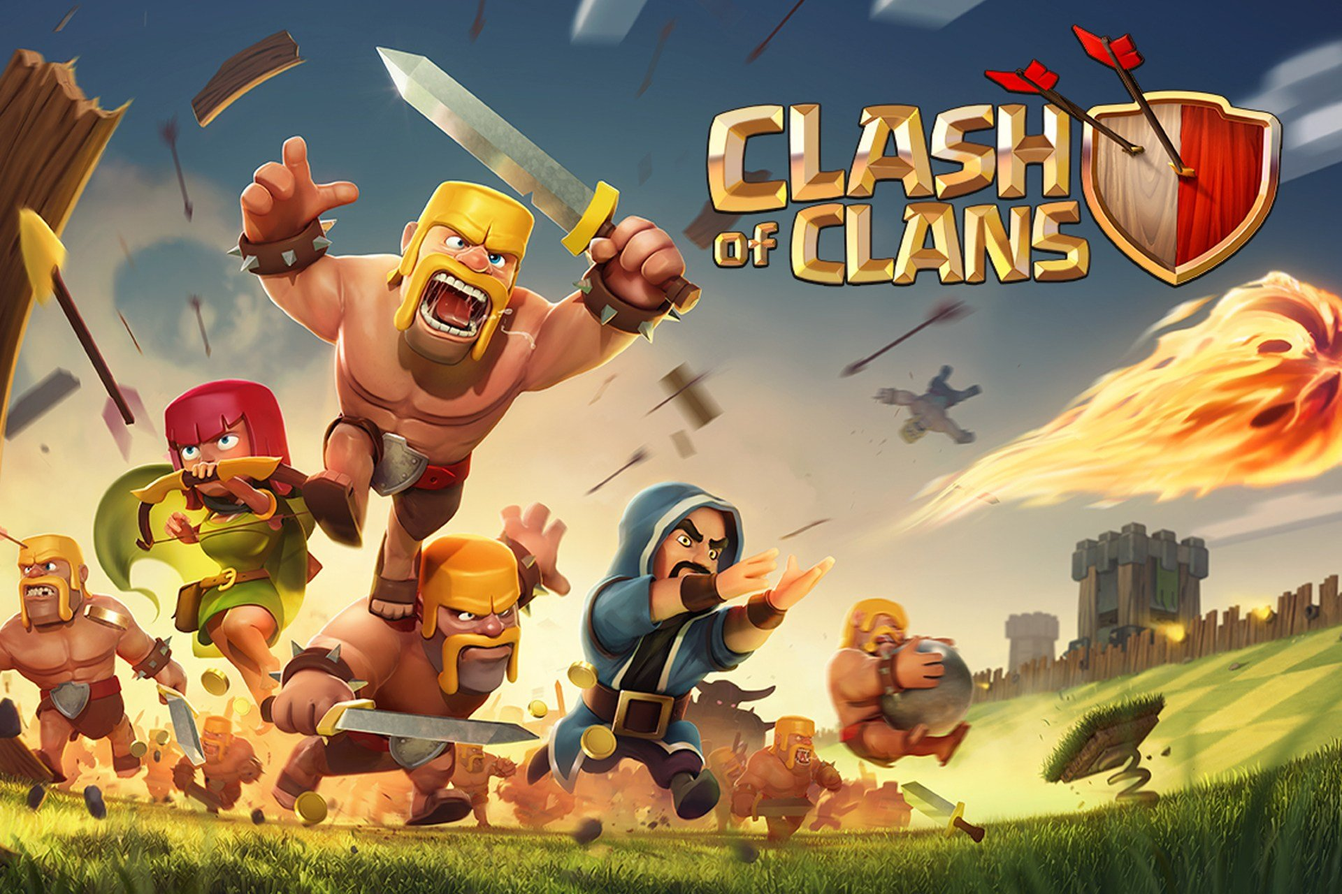 Clash of Clans news & tips