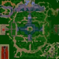 Warcraft 3 Map Divide and Fight
