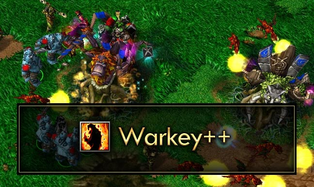 Warkey Warcraft 3 hotkey tool