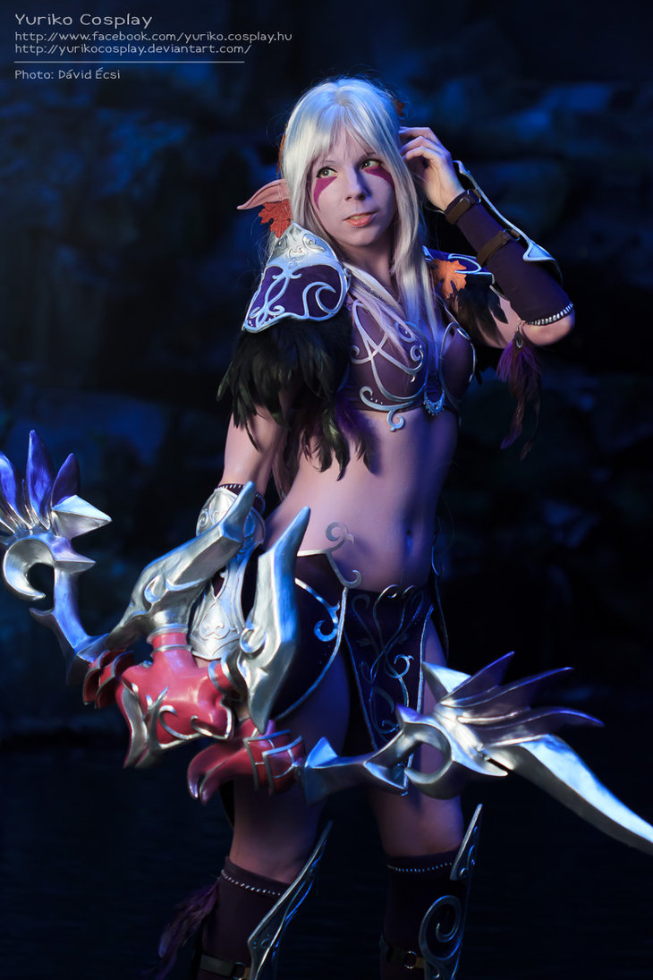evil-nightelf-ranger-warcraft-cosplay