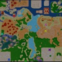Warcraft 3 Map DBZ Tribute
