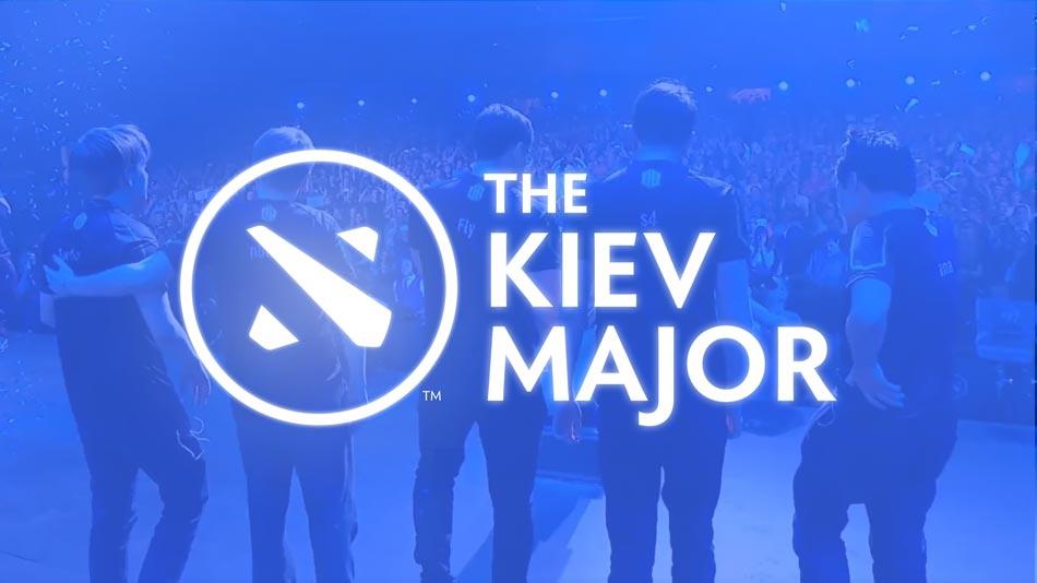Dota 2 Kiev Major Event