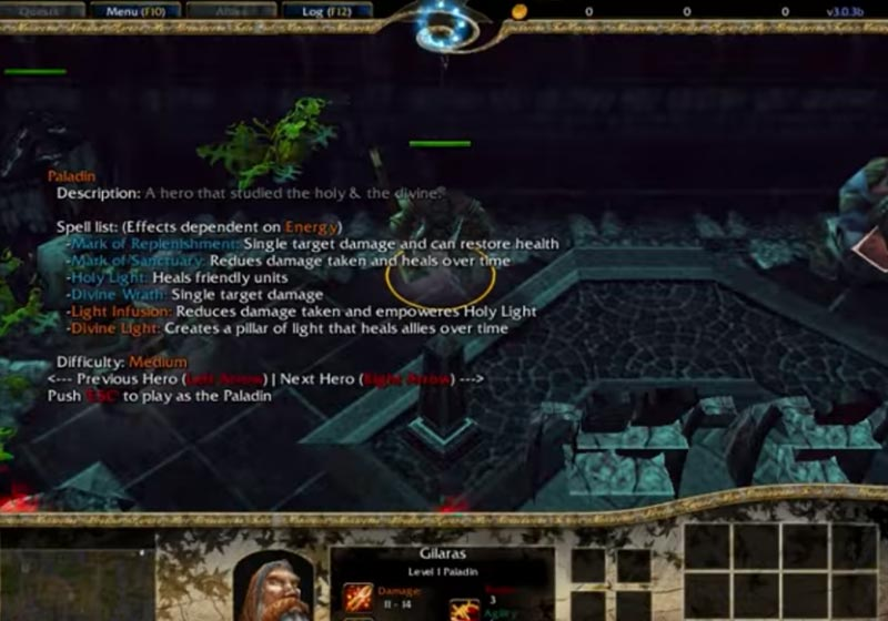 Warcraft 3 TKoK Map Download