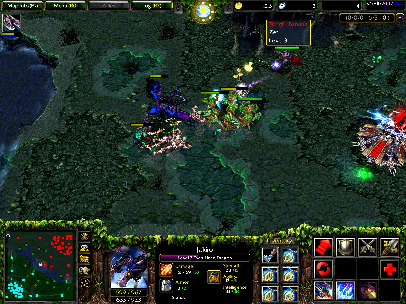 Dota 6.81b Ai Screenshot