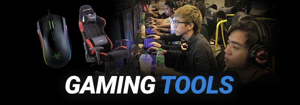 Gaming Tools and Accessoires