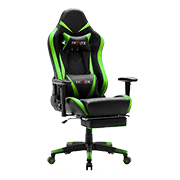 Ficmax Green Gaming Chair