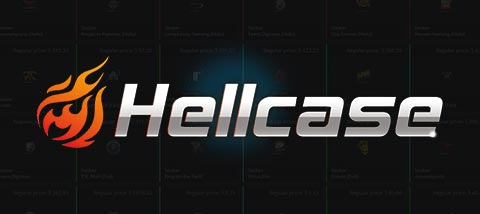 Hellcase CSGO Items and Skins
