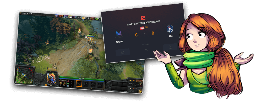 How Esport Betting Works