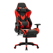 WOLTU Gaming Chair Red