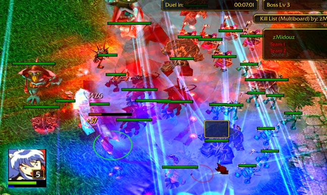 Warcraft 3 map naruto vs bleach 1. 9m | free download software.